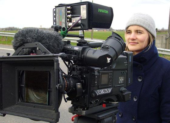 Hélène Desplanques, réalisatrice de documentaires