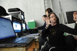 tournage 004 Gaz de France