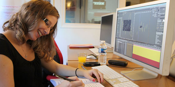 Elizabeth Richard – formation After Effects Complet – octobre 2011