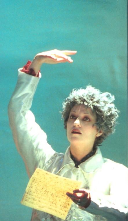 1999Comédie Francaise Faust Archange Raphaël Salle Richelieu