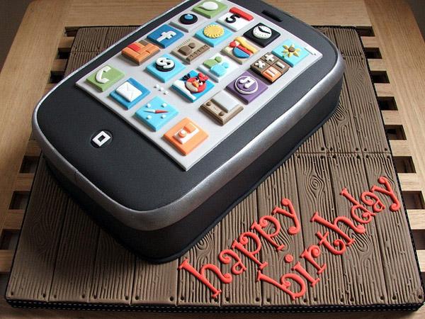 Joyeux Anniversaire Iphone Video Design Formation