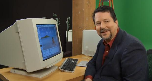 Séquence nostalgie : John Knoll refait la démo de Photoshop 1.0 !