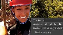 A partir de la version CC 12.1, After Effects propose un tracker de masques...