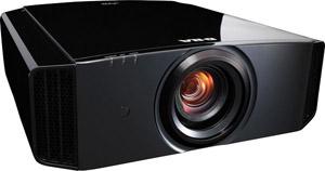 """Le JVC DLA X500, premier prix pour un projecteur """"4K"""" (Ultra HD en réalité)."""