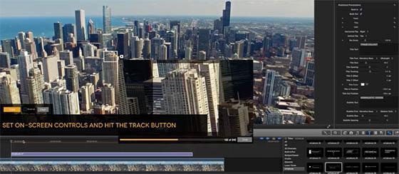 mCallOut, outil d'habiilage avec presets, tracking, animation d'éléments graphiques contextuels... un must !