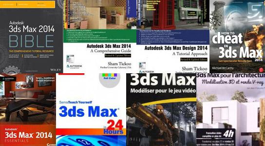 livres-3ds-max-2014