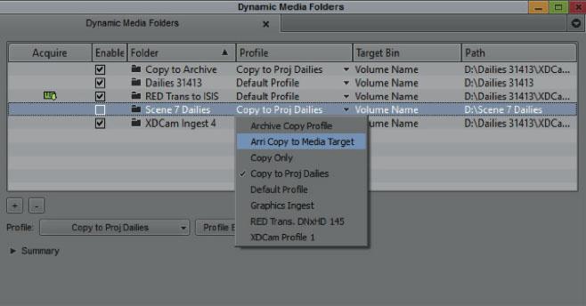 Coniguration de plusieurs dossiers dynamiques (Dynamic MediaFolders) avec des profils d'utilisateur