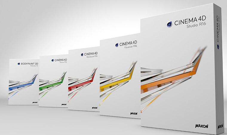 Cinema 4D est disponible dans sa dernière version, la R16