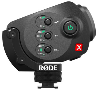 rode-videomic-x-on-reglages