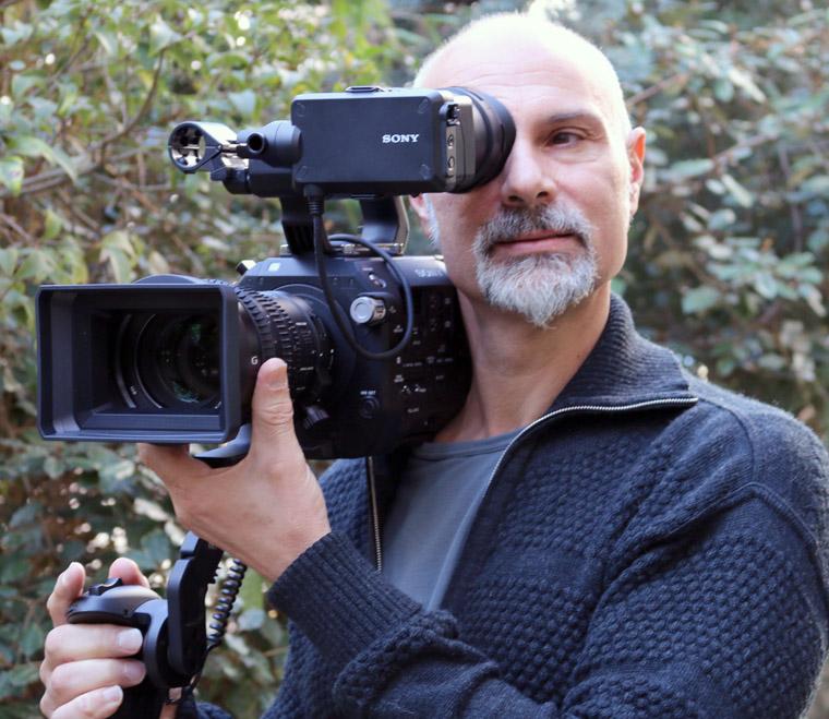Le Sony FS7 et son zoom 28-135mm, testé par Steven Gruen, chef op et formateur prise de vues
