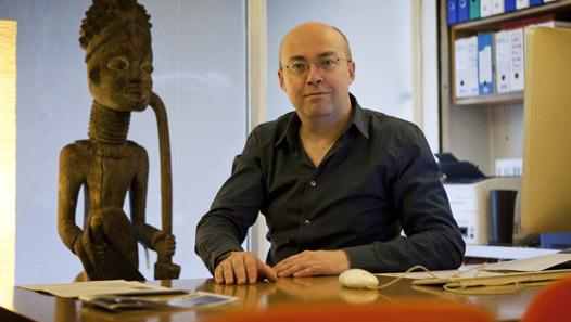 James Simon aux commandes des news de la vidéo numérique
