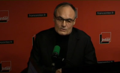 Philippe Val, ancien patron de Charlie Hebdo