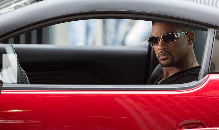 Focus, comédie dramatique   avec Will Smith, produite par Warner pour 50M$.