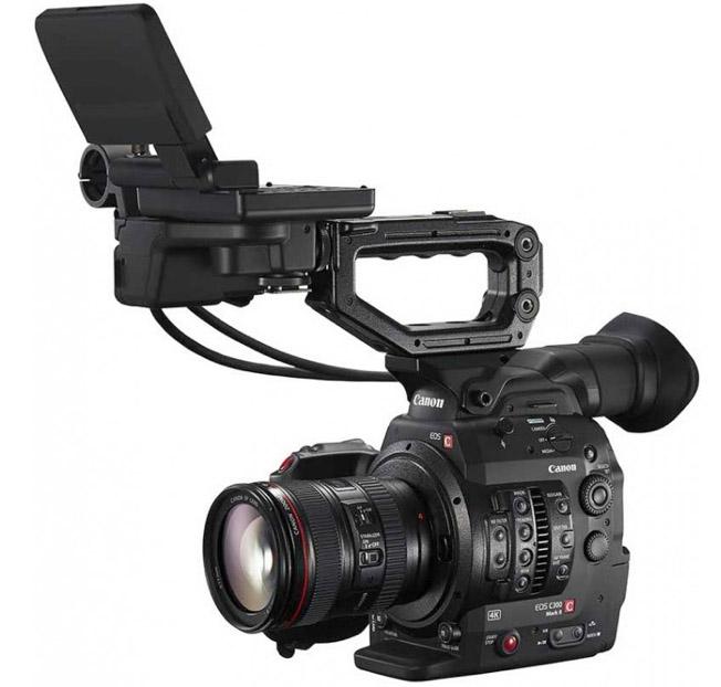 canon-c300-mark-II-cote