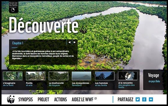webdoc sur le WWF