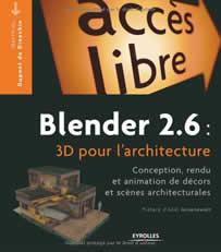 Blender et l'architecture un livre de formation blender
