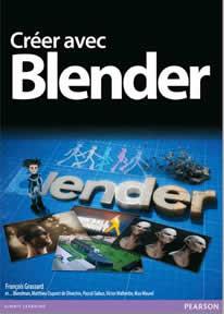 creer Avec Blender un livre pour se former à Blender