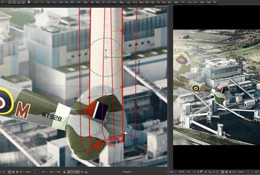 Fusion propose des outils de rotoscopie très complets.