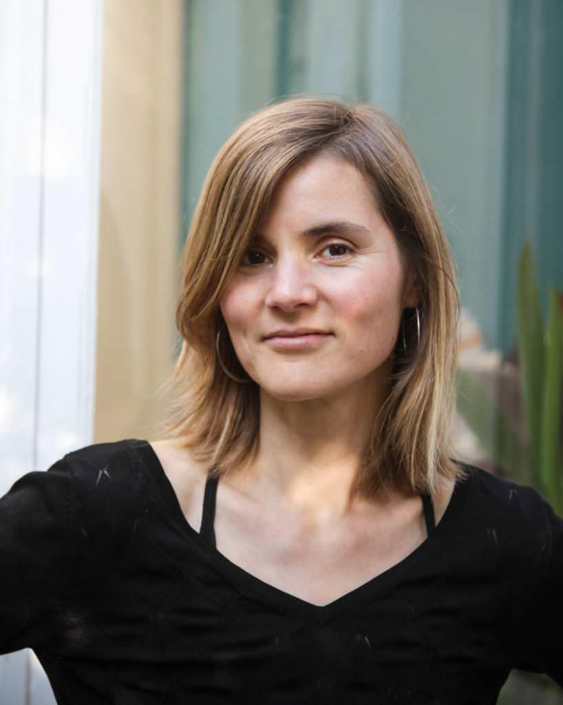 Hélène Desplanques, réalisatrice de documentaires.