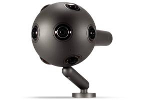La célèbre et couteuse caméra OZO...