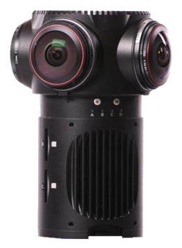 La caméra Zcam S1 Pro