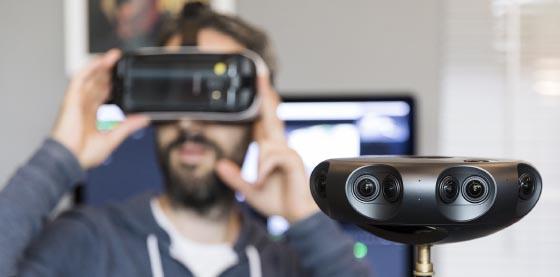 La caméra Samsung 360 Round scrute la réalité à 360 degrés...