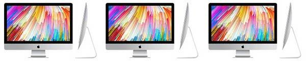 Tous les iMacs se suivent mais ne se ressemblent pas...