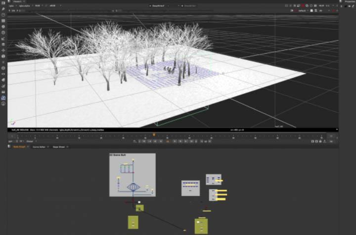 Nuke 11 et 12 : le compositing 3D toujours plus puissant